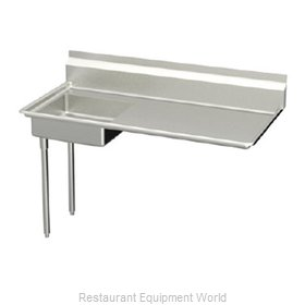 Elkay UDT-60-LX Dishtable Soiled Undercounter Type