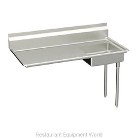 Elkay UDT-60-RX Dishtable Soiled Undercounter Type