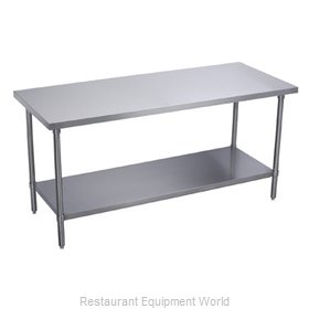 Elkay WT36S36-STS Work Table,  36