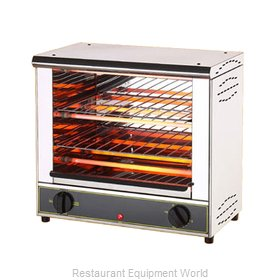 Equipex BAR-200 Toaster Oven Broiler, Countertop