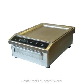 Equipex BGIC3000 Induction Griddle, Countertop