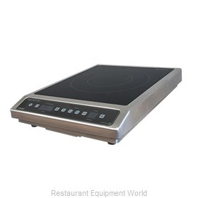 Equipex BRIC 2500 Induction Range, Countertop