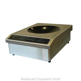Equipex BWIC 3600 Induction Range, Wok, Countertop