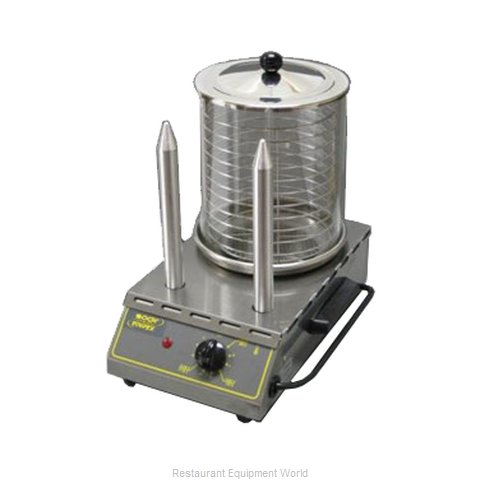 Equipex CS2E Hot Dog Steamer (Magnified)