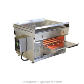 Equipex CT-3000 Toaster, Conveyor Type