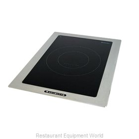 Equipex D1IC 2500 Induction Range, Built-In / Drop-In