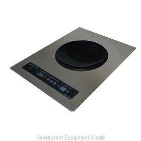 Equipex DWIC 3600 Induction Range, Wok, Countertop