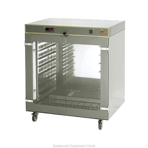 Equipex EP-800 Proofer Cabinet, Mobile, Half-Height