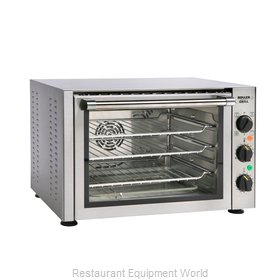 Equipex FC-33/1 Oven, Convection Countertop, Electric