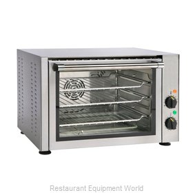 Equipex FC-34/1 Oven, Convection Countertop, Electric