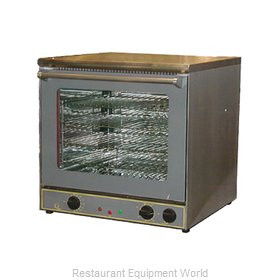 Equipex FC-60G/1 Convection Oven, Electric