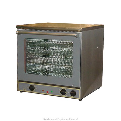 Equipex FC-60G Convection Oven, Electric