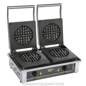 Equipex GED75 Waffle Maker