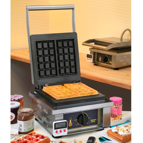 Equipex GES10/1 Waffle Maker