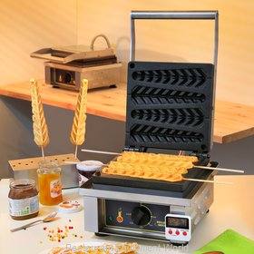 Equipex GES23/1 Waffle Maker