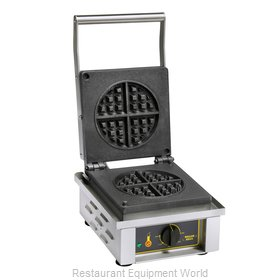 Equipex GES75/1 Waffle Maker