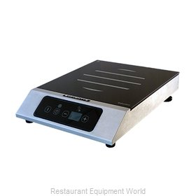 Equipex GL1800 C Induction Range, Countertop