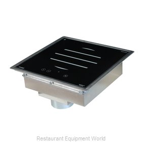 Equipex GL1800 DI Induction Range, Built-In / Drop-In