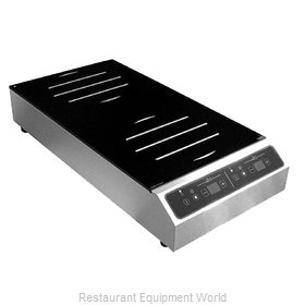 Equipex GL2-6000F Induction Range, Countertop