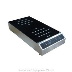 Equipex GL2-7000F Induction Range, Countertop