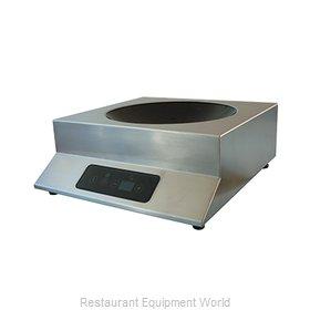 Equipex GLW3500 Induction Range, Wok, Countertop