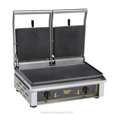 Equipex MAJESTIC Double Electric Panini Grill