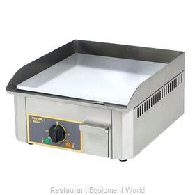 Equipex PCC-400/1 Griddle, Counter Unit, Electric