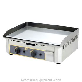 Equipex PCC-600/1 Griddle, Electric, Countertop