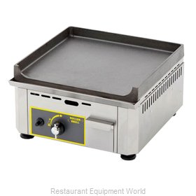 Equipex PSE-400/1 Griddle, Electric, Countertop