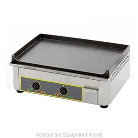 Equipex PSE-600/1 Griddle, Counter Unit, Electric