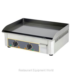 Equipex PSS-600/1 Griddle, Counter Unit, Electric