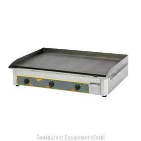 Equipex PSS-900 3PH Griddle, Electric, Countertop