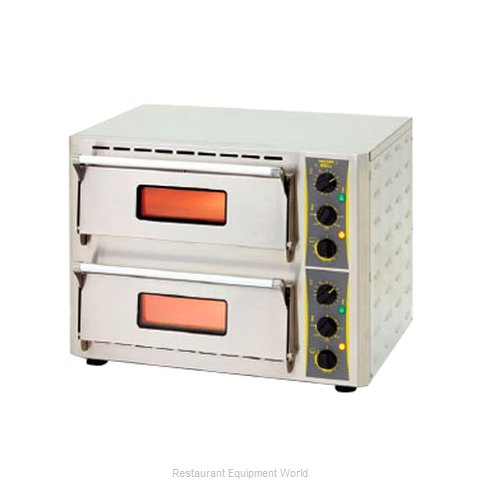 Equipex PZ-430D Countertop Pizza Oven (Magnified)
