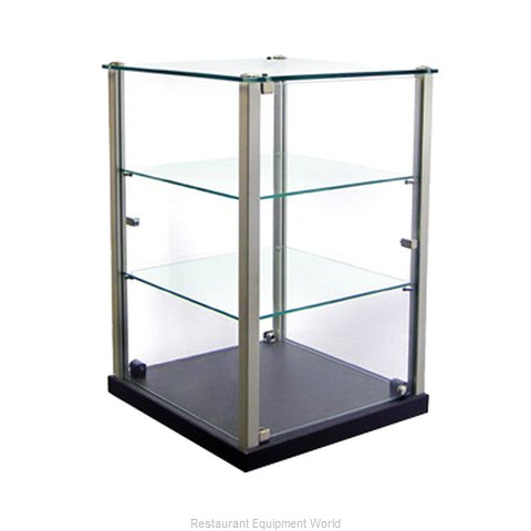Equipex TP353 Display Case Non-Refrigerated Countertop