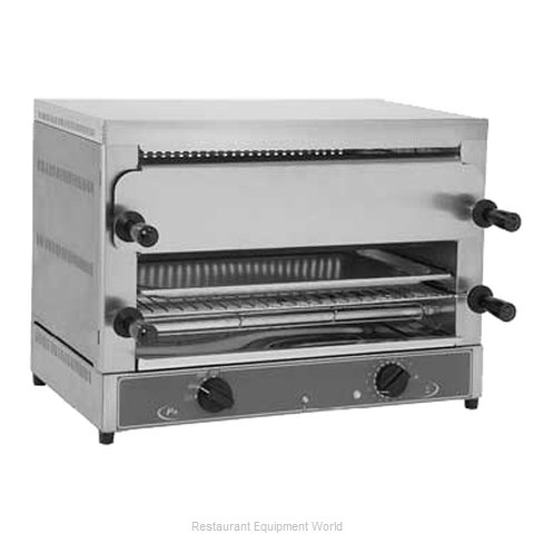Equipex TS-327 Toaster Oven Broiler Countertop