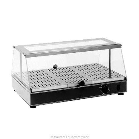 Equipex WD-100 Display Case, Hot Food, Countertop