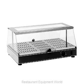 Equipex WD-100 Display Case, Hot Food, Countertop