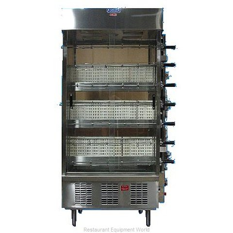 Esquire FT-14G Rotisserie Oven