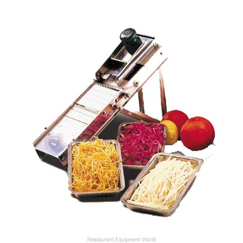 Eurodib 38/39 Mandolin Vegetable Shredder Cutter Slicer