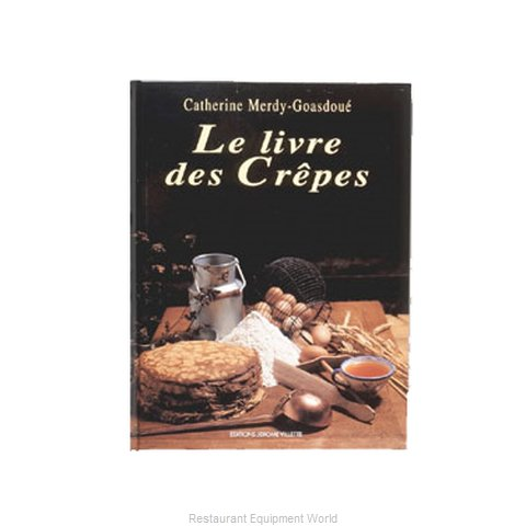 Eurodib ALR3 French Recipe Book (Magnified)
