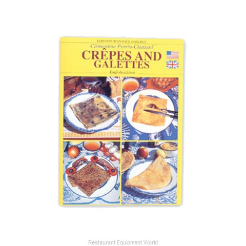 Eurodib ALR4 English Recipe Booklet (Magnified)