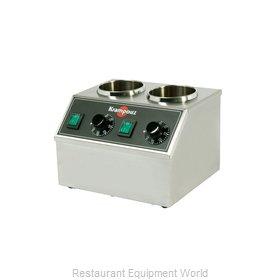Eurodib BECID2 Food Topping Warmer, Countertop