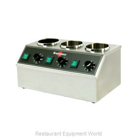 Eurodib BECID3 Food Topping Warmer, Countertop