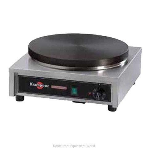 Eurodib CECIF4 Krampouz Electric Crepe Griddle