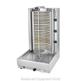 Eurodib DE1A Gyro Electric Machine - Warmer Only