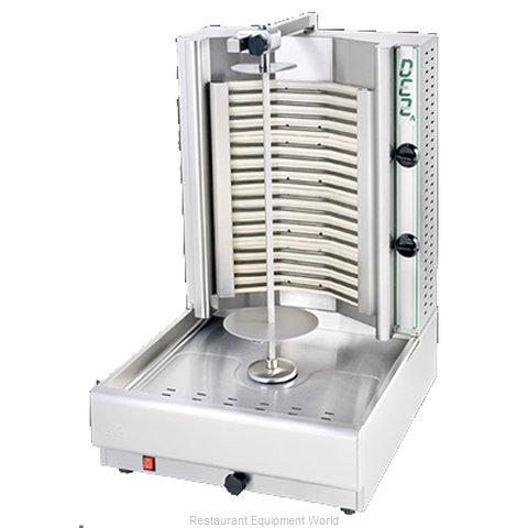 Eurodib DE2A Vertical Broiler (Gyro), Electric