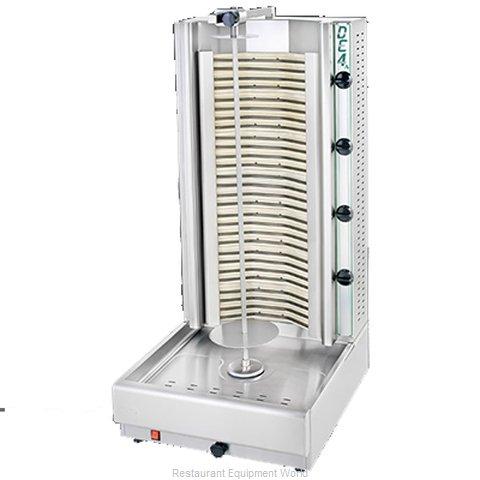 Eurodib DE4A Vertical Broiler (Gyro), Electric | Gyro