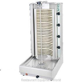 Eurodib DE4A Vertical Broiler (Gyro), Electric