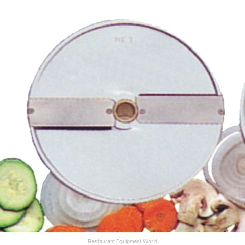 Eurodib DF3 Food Processor, Slicing Disc Plate (Magnified)