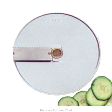 Eurodib DF8 Slicing Disc Plate (Magnified)